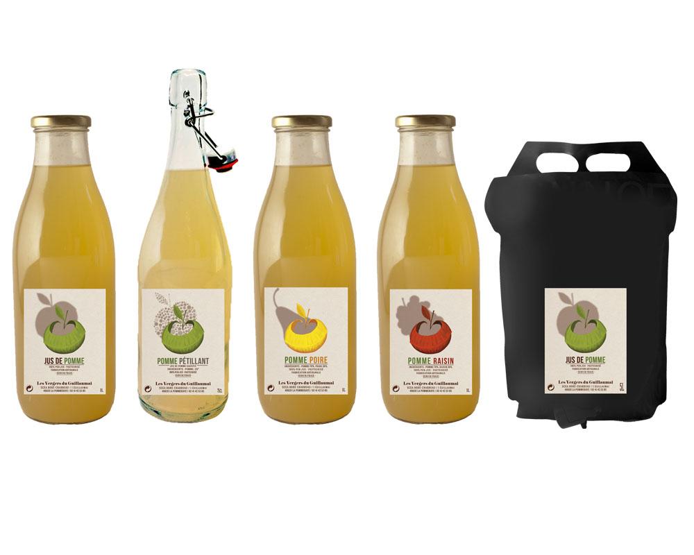 Assez étiquettes de jus de fruits - Matya XP27