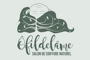 Logo Salon de coiffure
